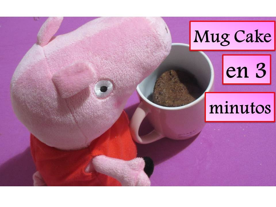 Peppa Cake Pig Hacer Un Cómo En Español MinutosVídeos Mug 3 De wOvmNn0y8P