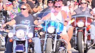 Bikes Blues & BBQ Motorcycle Rally