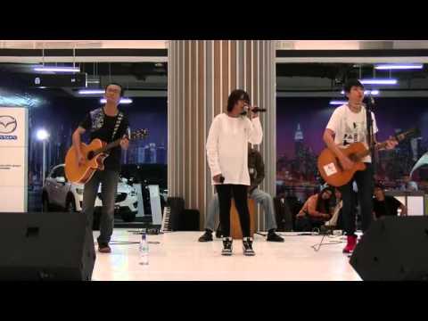 Akairo - Egao (Ikimono Gakari cover) @ Cosplay Nation with J Indo Band