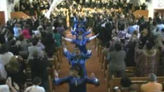 Give Him Glory - ASBC Mass Choir