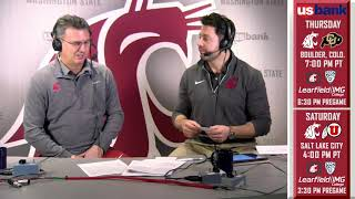 WSU MBB: U.S. Bank Coach's Show with Kyle Smith - 1/21/20 thumbnail