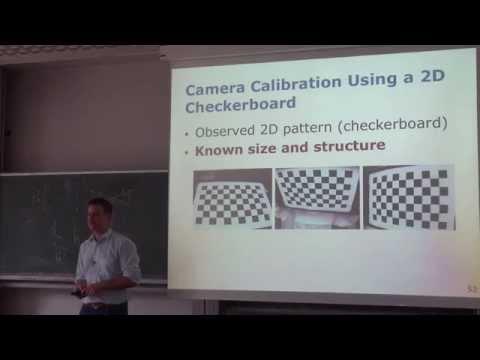 Photogrammetry I - 16b - DLT & Camera Calibration (2015)