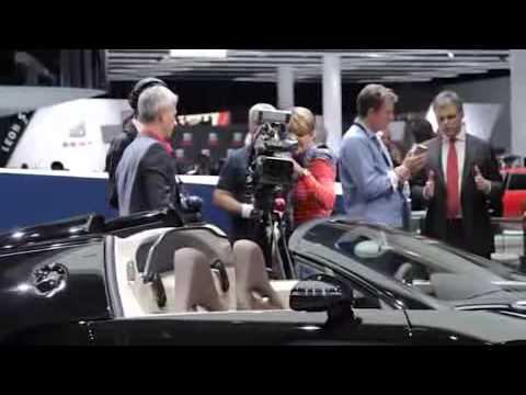 Autoausstellung IAA 2013 In Frankfurt
