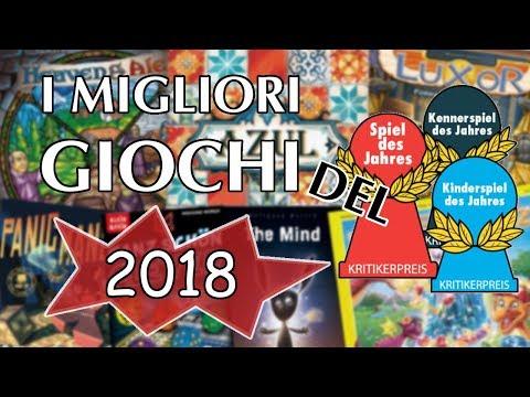 Spiel des Jahres 2018: Tutti i Vincitori!