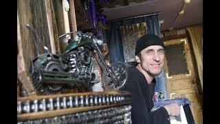 Скачать Дмитрий Архипов уникальный мастер павловчанин и байкер