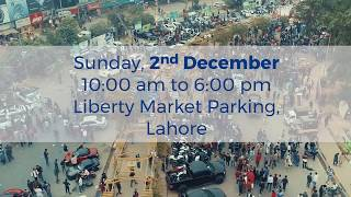 PakWheels Certified Car Mela | Liberty Market Parking | 02 December 2018