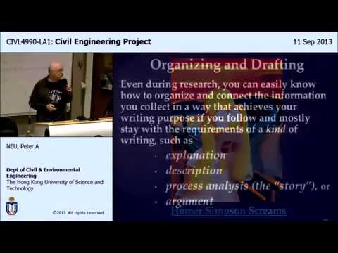 Project Report Writing