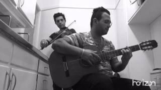 Dariush talayedar, dariush talayedar guitar and violin cover.
