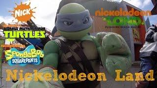 Nickelodeon Land Blackpool Pleasure Beach