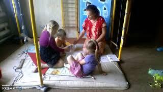 Урок английского языка в игровой форме, СО, семейное обучение.