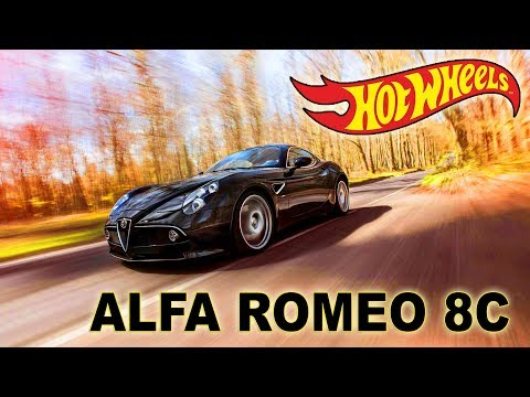 Fastest car in my collection! Alfa Romeo 8C Review