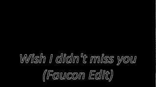 Angie Stone - Wish I didn't miss you (Faucon edit)