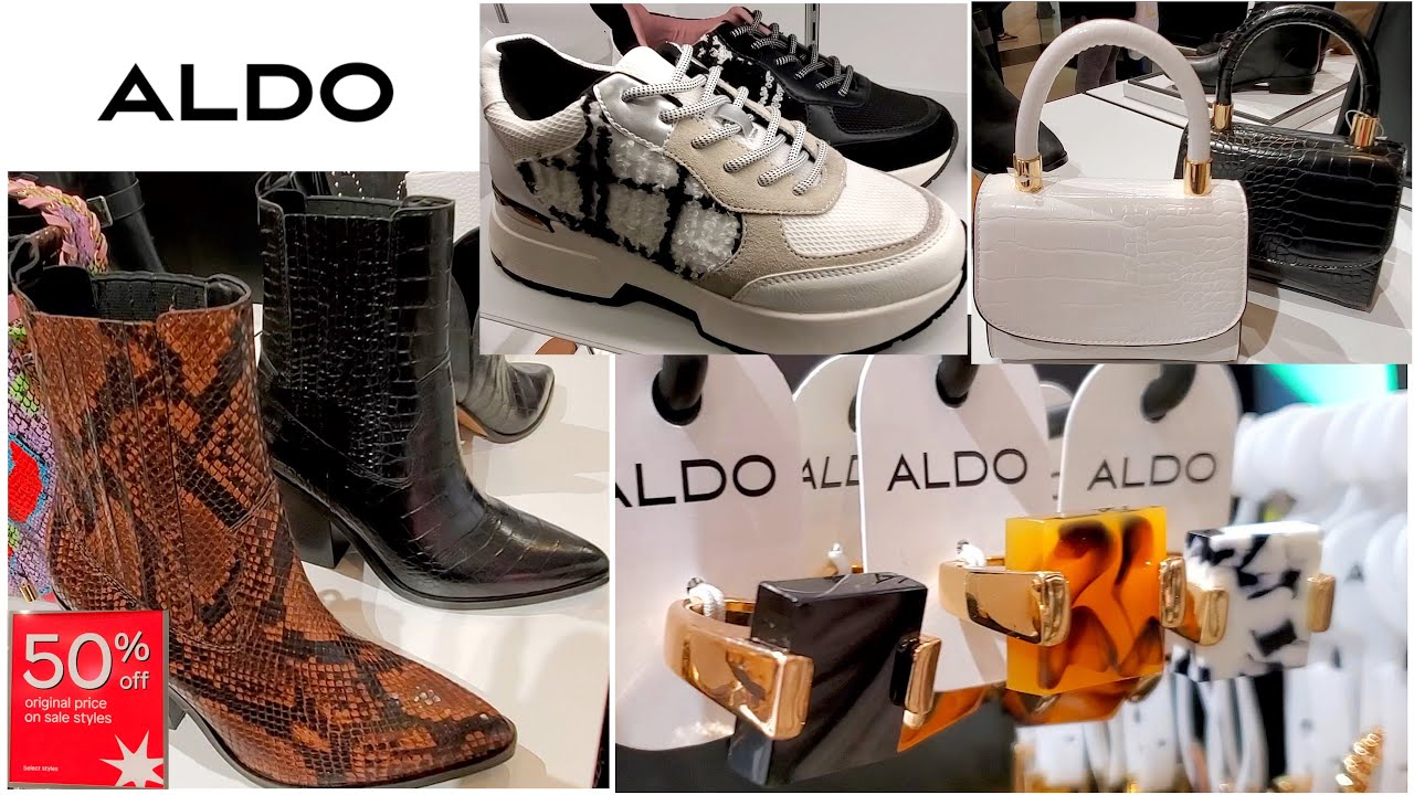 BAG AND SHOES / LADIES COLLECTION 2020