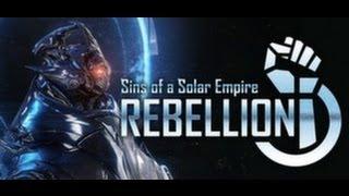 Sins of a Solar Empire Rebellion Gameplay (PC/HD)