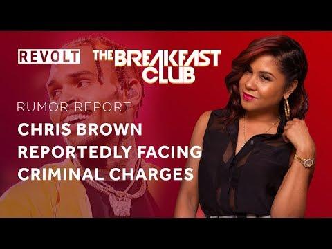 Chris Brown reportedly facing criminal charges, Dennis Rodman arrested | Rumor Report