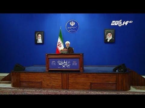 (VTC14)_Bầu cử Tổng thống Iran: Ông Hassan Rouhani tái đắc cử với tỉ lệ áp đảo