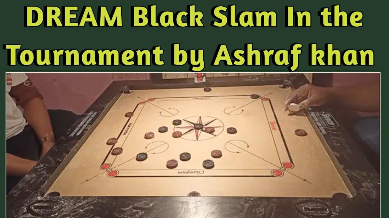 DREAM BLACK SLAM in the Tournament by Ashraf Khan