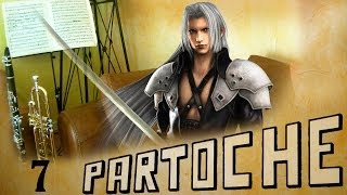 Partoche 7 - Final fantasy VII - One winged angel