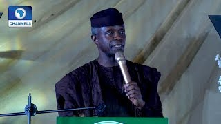 Cross Over To APC Before You Die, Osinbajo Tells PDP Politicians