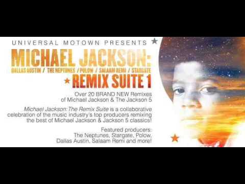 Michael Jackson - Never Can Say Goodbye (Neptunes Remix) [NEW SONG 2009]