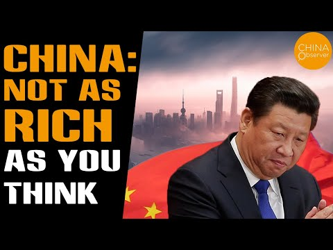 China: Not as Rich as You Think | Economy Crisis | Trade War |  Lack of Diversity  | Unemployment