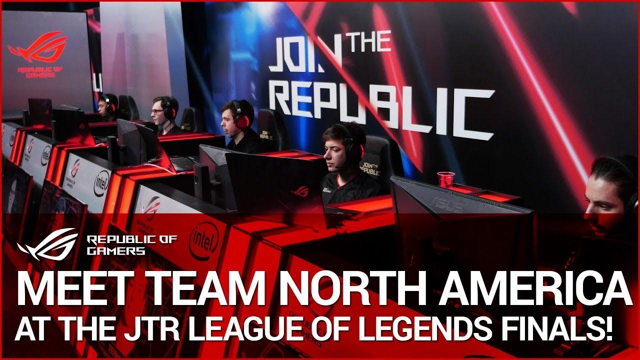 meet the teams league of legends
