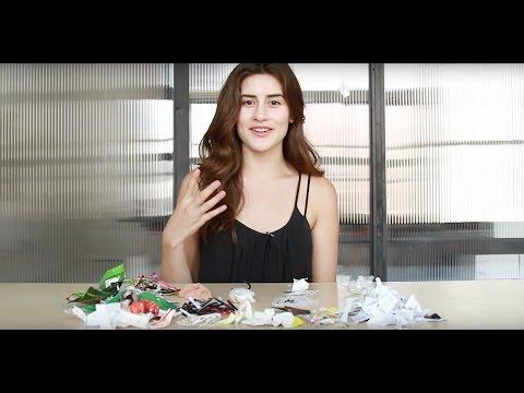 Four Years of Trash: One Jar. What's in Lauren Singer's Mason Jar?