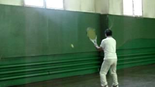 """Устройство для тренировки теннисистов """"Тренировочная стенка Ге"""" - прекрасная находка для обучения"""