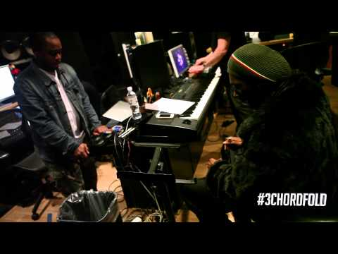 THE PROCESS EP. 4 - In the studio with Snoop Lion