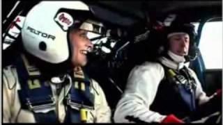 Colin McRae drives Rothmans 911 Porsche