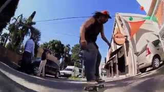 Jah Light Skate Video 2014