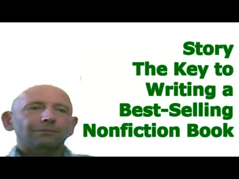 story---the-key-to-writing-a-best-selling-nonfiction-book---part-1