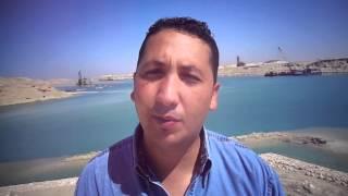 كلمة محمد مصباح بجريدة التحرير من قلب قناة السويس الجديدة: شكرا يا سيسي