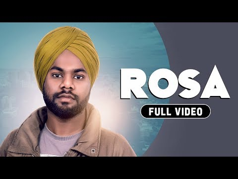 Rosa | Guree Cheema | MauTunes Tarun | Latest Punjabi Song 2019 | BB Records
