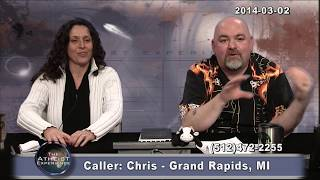 Atheist Experience #855 with Matt Dillahunty and Tracie Harris thumbnail