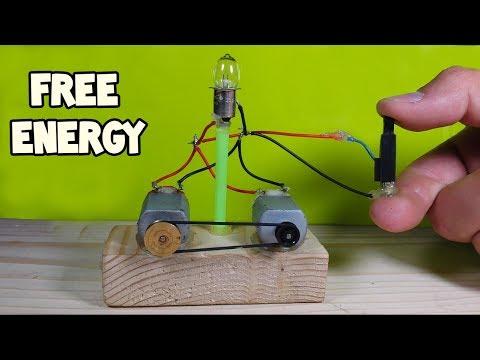 Free Energy Light Bulbs - Using Piezo Igniter