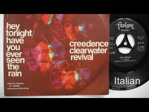 HEY TONIGHT--CREEDENCE CLEARWATER REVIVAL(NEW ENHANCED VERSION) 720P mp3