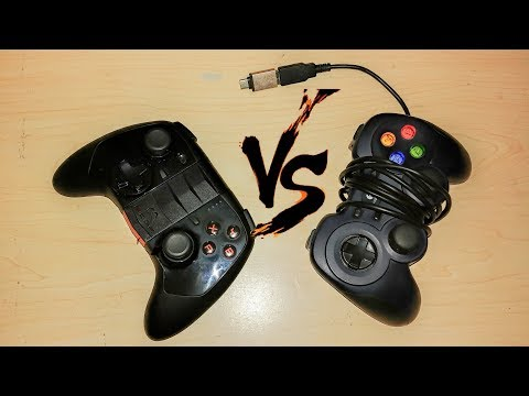 Bluetooth Vs Wired Controller On Android Gaming