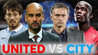Manchester united vs manchester city | live stream watchalong