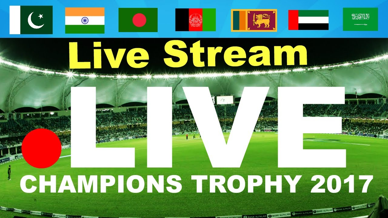 Watch Live Cricket On Mobile Icc Champions Trophy 2017 Cricket Live Match Today Live Cricket