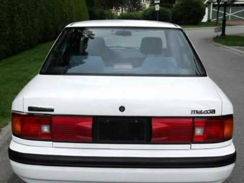 1993 Mazda Protege Lx 4 Door Auto Only 91000 Km Must See New Westminster British Columbia