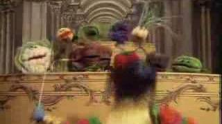 Muppet - Singing food