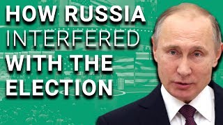 4 Ways Russia Infiltrated Our Election