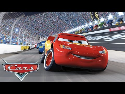 Cars Toon - ENGLISH - Lightning McQueen wins big race - Kids Movie - Disney Pixar Cars
