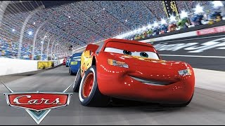 Cars Toon - ENGLISH - Lightning McQueen wins big race - Kids Movie - Disney Pixar Cars