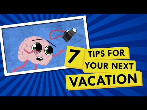 7 ADHD Friendly Tips to Make Your Next Vacation Awesome