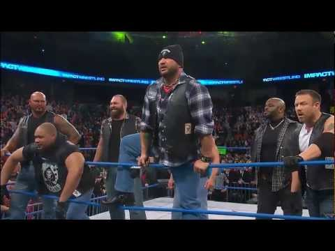 The Aces and Eights annihilate the TNA Wrestling Roster