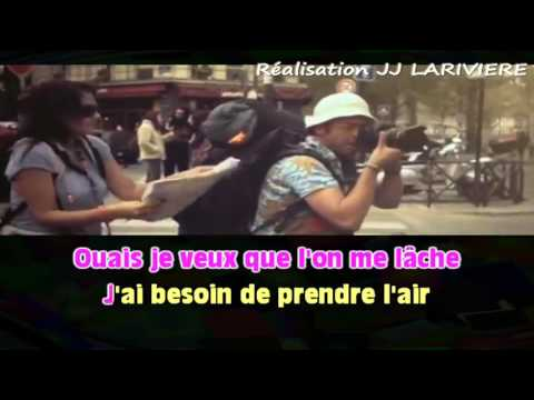 CHRISTOPHE MAE   JE ME LACHE I G JJ Karaoké - Paroles
