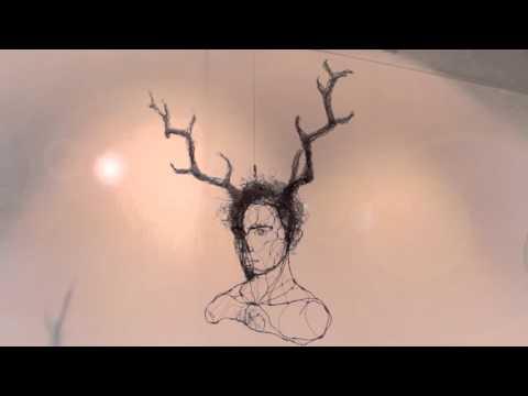 Noah Saunders Wire Sculpture