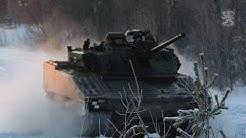 Taisteluammunta – Karjalan prikaatin valmiusyksikkö | Karelia Brigade Live Fire Exercise